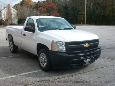 2012 Chevrolet 1500HD LONGBED V8 CRUISE CONTROL LOOK INSIDE BED- HARDLY EVER USED!! SUPER CLEAN - Click to see full-size photo viewer
