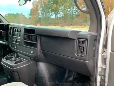 2012 Chevrolet 3500 EXTENDED CARGO ONE TON CRUISE CONTROL - Click to see full-size photo viewer