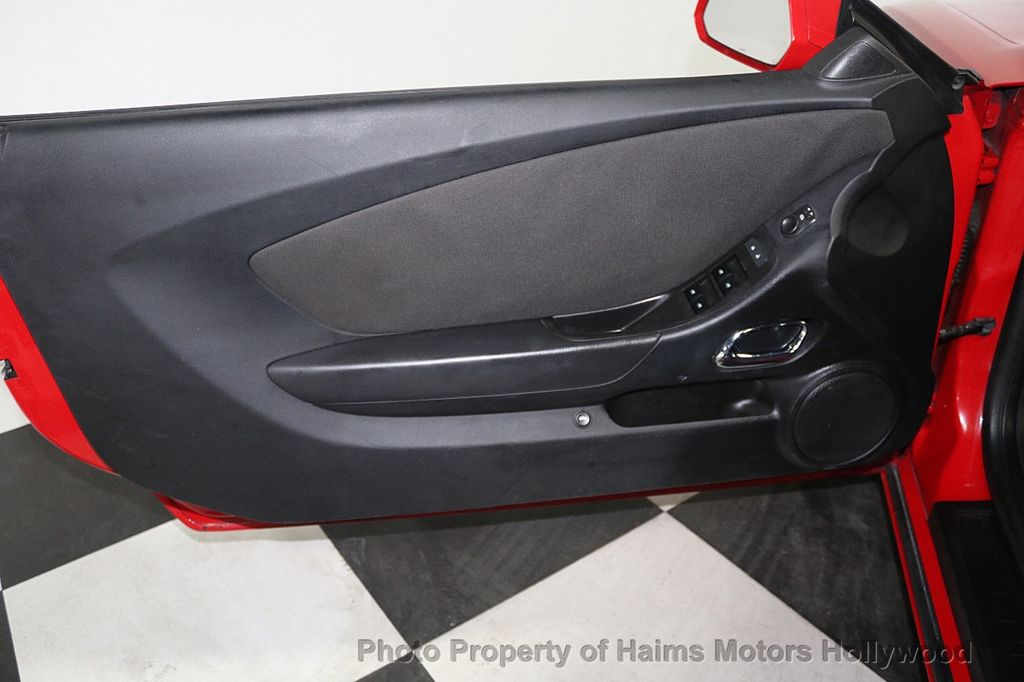 2012 Chevrolet Camaro 2dr Convertible 1LT - 17925334 - 12