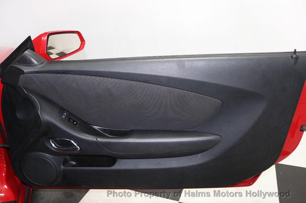 2012 Chevrolet Camaro 2dr Convertible 1LT - 17925334 - 13