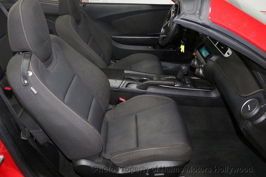 2012 Chevrolet Camaro 2dr Convertible 1LT - 17925334 - 14