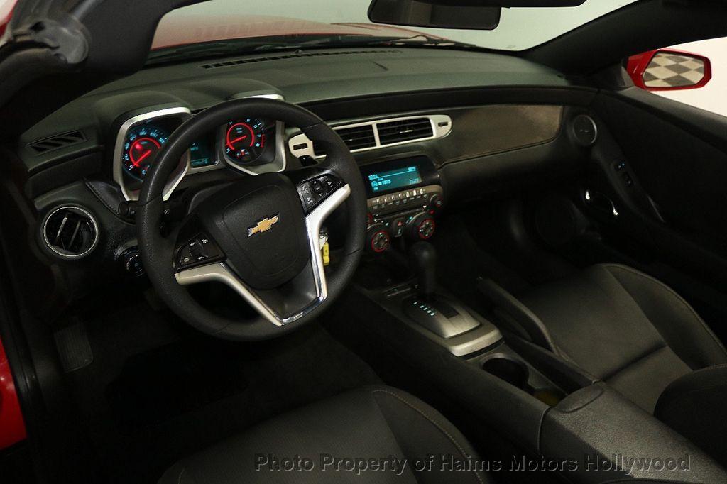 2012 Chevrolet Camaro 2dr Convertible 1LT - 17925334 - 18