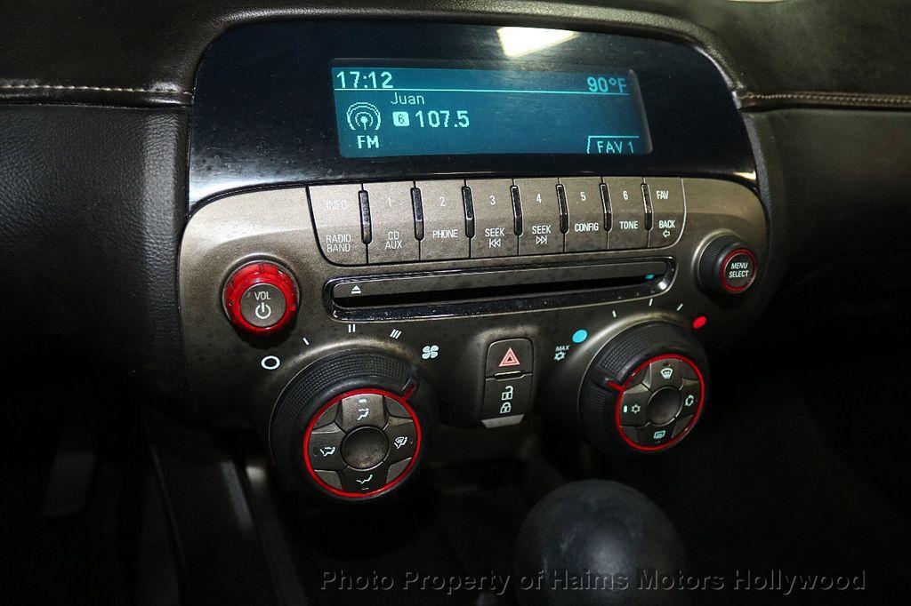 2012 Chevrolet Camaro 2dr Convertible 1LT - 17925334 - 20