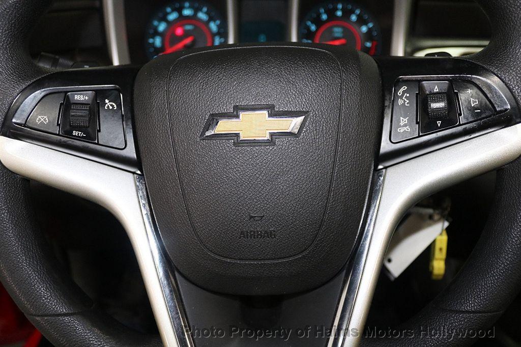 2012 Chevrolet Camaro 2dr Convertible 1LT - 17925334 - 24