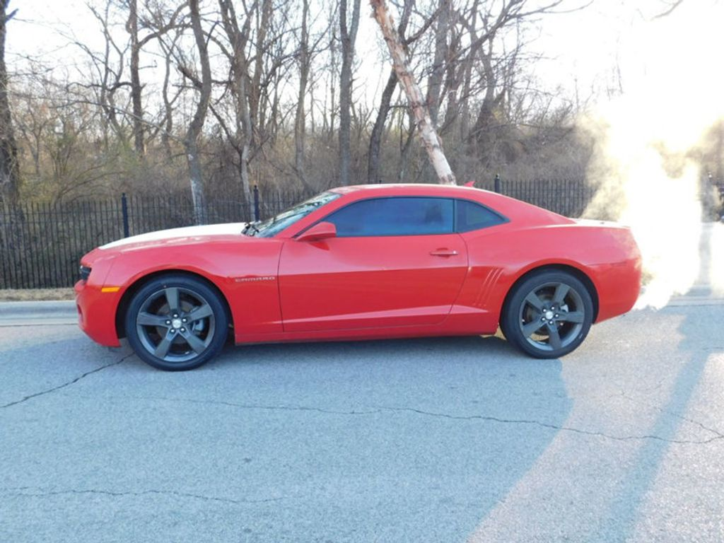 2012 Chevrolet Camaro 2dr Coupe 1LT - 17337746 - 1