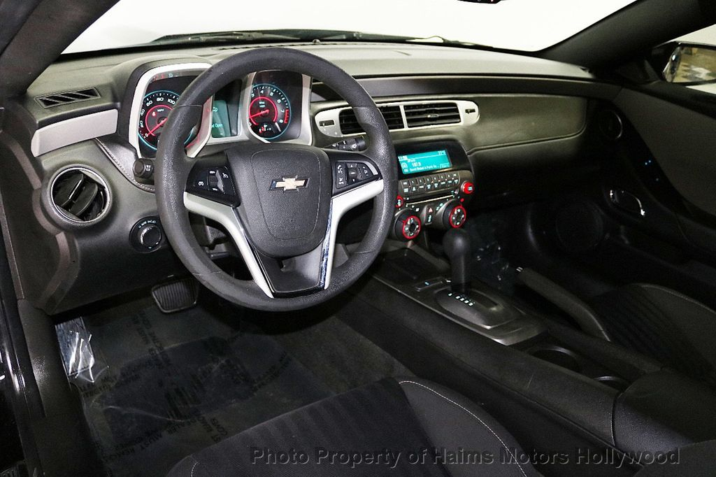 2012 Chevrolet Camaro 2dr Coupe 2LS - 18391066 - 14