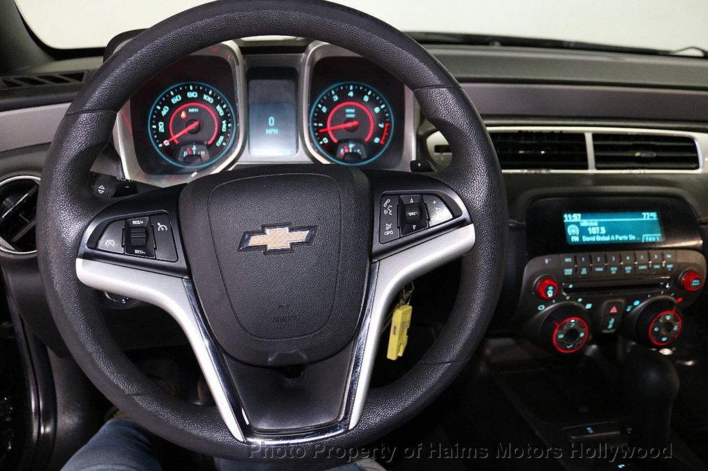 2012 Chevrolet Camaro 2dr Coupe 2LS - 18391066 - 21