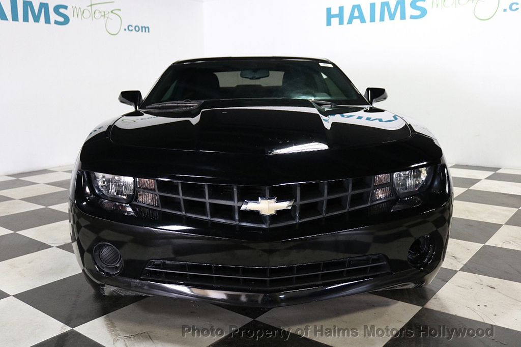 2012 Chevrolet Camaro 2dr Coupe 2LS - 18391066 - 2
