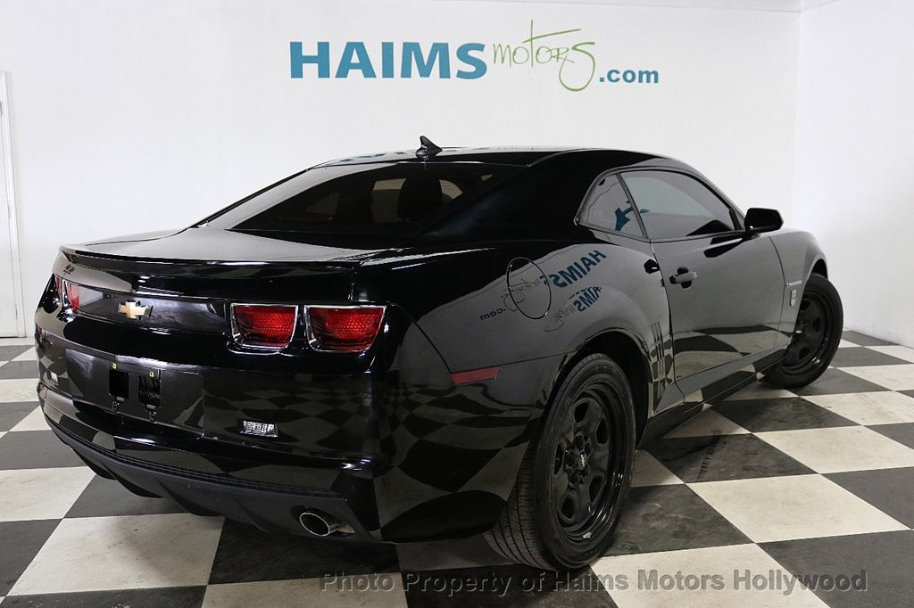 2012 Chevrolet Camaro 2dr Coupe 2LS - 18391066 - 6