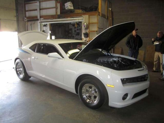 2012 Used Chevrolet Camaro Copo At Webe Autos Serving Long