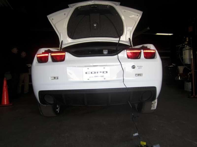 2012 Chevrolet Camaro COPO - 10678412 - 1