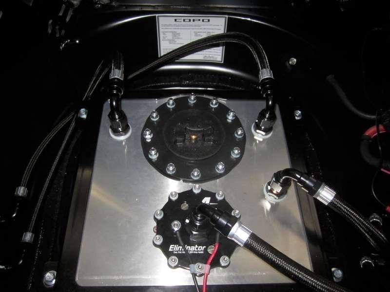 2012 Chevrolet Camaro COPO - 10678412 - 4