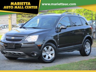 2012 Chevrolet Captiva Sport FWD 4dr LS w/2LS - Click to see full-size photo viewer