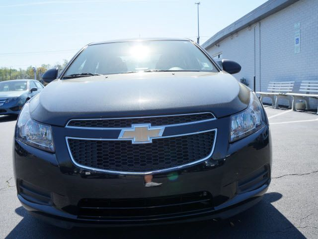 2012 Used Chevrolet CRUZE 4dr Sdn LS at Capital Ford Rocky ...