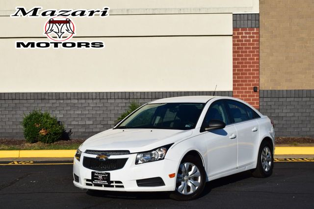 2012 Chevrolet CRUZE 4dr Sedan LS