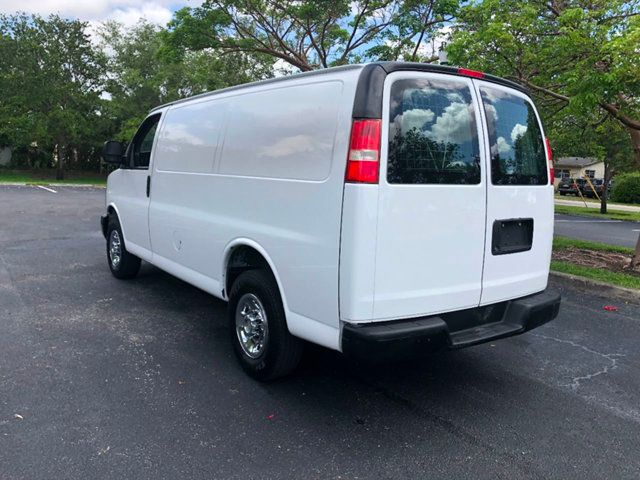 """2012 Chevrolet Express Cargo Van RWD 1500 135"""" - Click to see full-size photo viewer"""