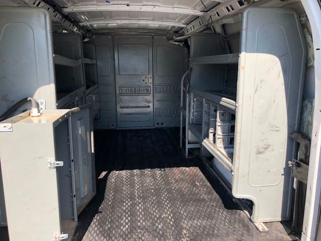 "2012 Chevrolet Express Cargo Van RWD 2500 135"" - Click to see full-size photo viewer"