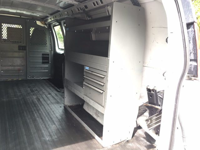 "2012 Chevrolet Express Cargo Van RWD 2500 155"" - Click to see full-size photo viewer"