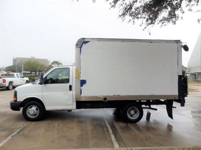 "2012 Chevrolet Express Commercial Cutaway RWD 3500 139"" WB Work Van - Click to see full-size photo viewer"