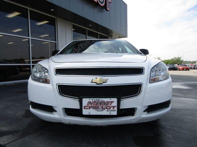 2012 Used Chevrolet Malibu Ls At The Internet Car Lot Serving Omaha Ne Iid 14271115