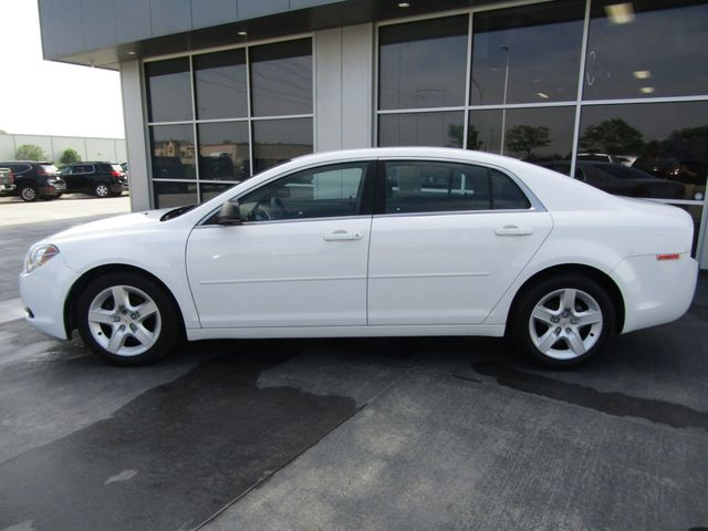 2012 Used Chevrolet Malibu LS at The Internet Car Lot Serving Omaha, NE,  IID 14271115
