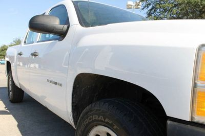 2012 Chevrolet Silverado 1500 2012 Chevy Silverado 1500 4WD Crew Cab Pickup Truck, 1 Owner,43k - Click to see full-size photo viewer