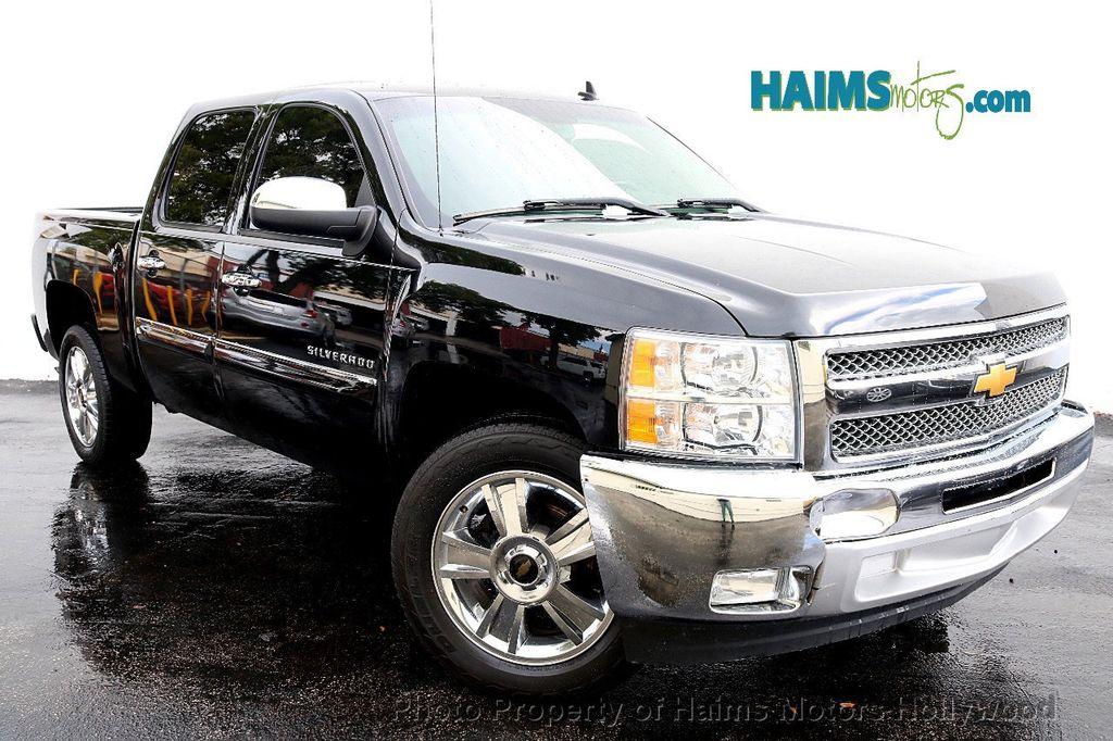 """2012 Chevrolet Silverado 1500 2WD Crew Cab 143.5"""" LT - 18036309 - 3"""