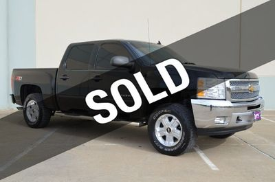 2012 Chevrolet Silverado 1500 Crew Cab >> 2012 Used Chevrolet Silverado 1500 4wd Crew Cab 143 5 Lt At Epic Motor Group Serving Haltom City Tx Iid 18615997