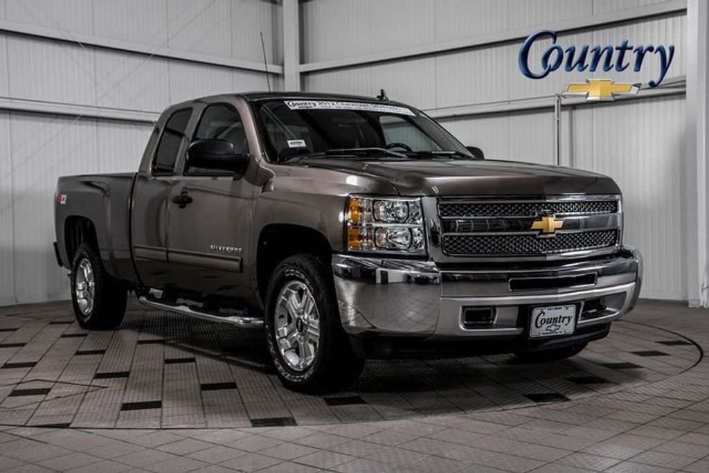 2012 Chevrolet Silverado 1500 Extended Cab >> 2012 Used Chevrolet Silverado 1500 4wd Ext Cab 143 5 Lt At Country Credit Center Serving Washington D C Arlington Va Iid 19435292