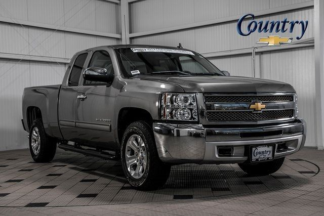 2012 Chevrolet Silverado 1500 Extended Cab >> 2012 Used Chevrolet Silverado 1500 4wd Ext Cab 143 5 Lt At Country Credit Center Serving Washington D C Arlington Va Iid 19435296
