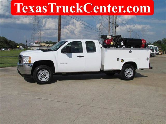 Dealer Video - 2012 Chevrolet Silverado 2500 Utility-Service 4x4 - 12456313