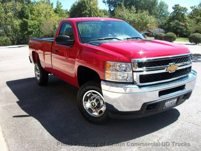 2012 Chevrolet Silverado 2500HD JUST 22k MILES 4x4 HEAVY DUTY  Truck