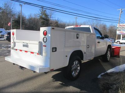2012 Chevrolet Silverado 2500HD UTILITY BODY 4X4 - Click to see full-size photo viewer