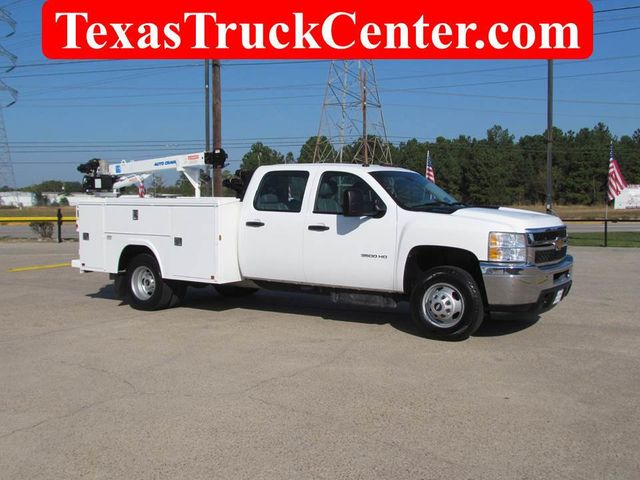 Dealer Video - 2012 Chevrolet Silverado 3500 Mechanics Service Truck 4x4 - 14138376