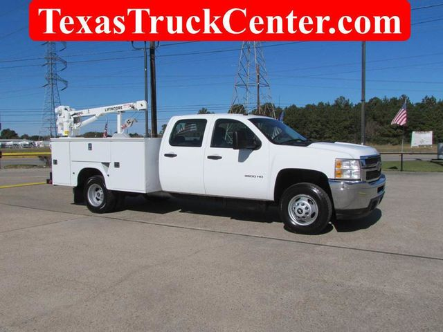 Dealer Video - 2012 Chevrolet Silverado 3500 Mechanics Service Truck 4x4 - 14923704