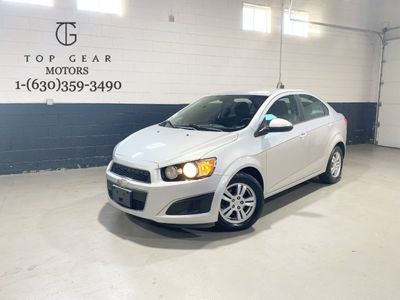 Used Chevrolet Sonic Addison Il