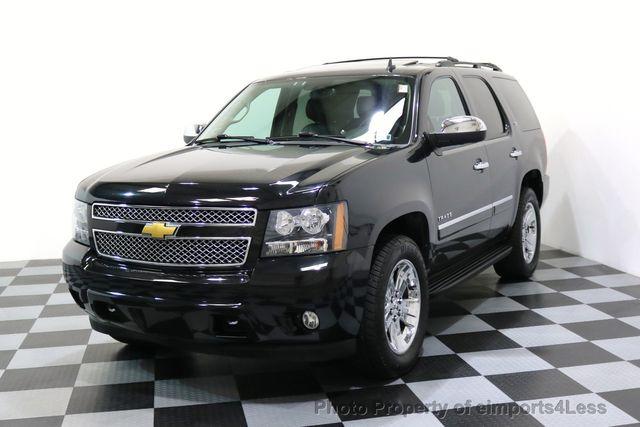 Used Chevy Tahoe >> 2012 Used Chevrolet Tahoe Certified Tahoe Ltz 4wd 3rd Row