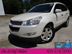 2012 Chevrolet Traverse - 1GNKRJED5CJ152474