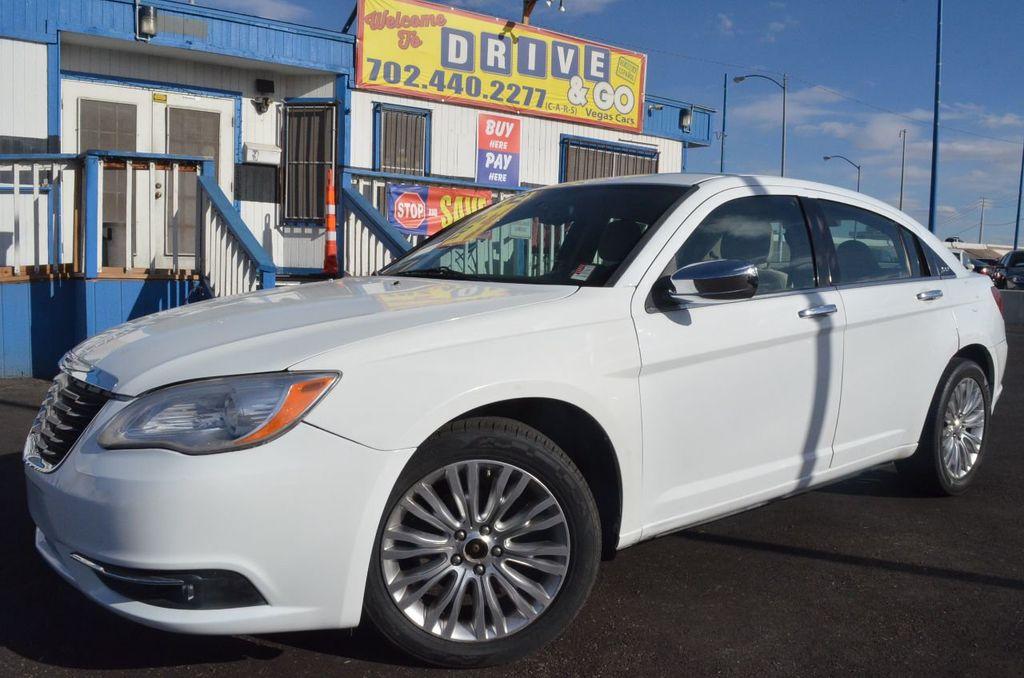 2012 Chrysler 200 4dr Sedan Limited - 17311365 - 0