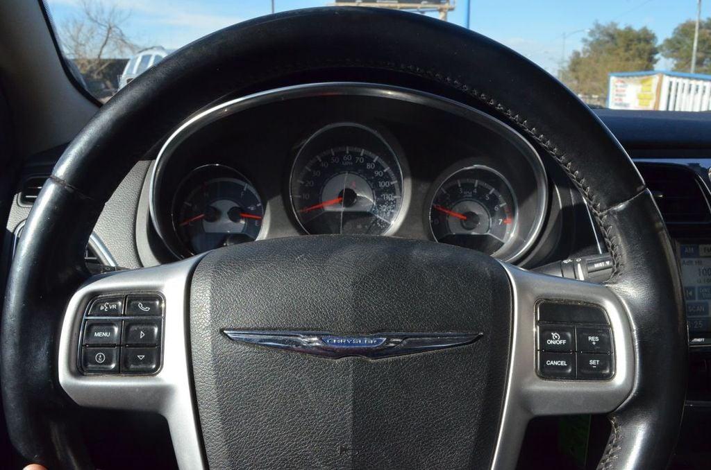 2012 Chrysler 200 4dr Sedan Limited - 17311365 - 15