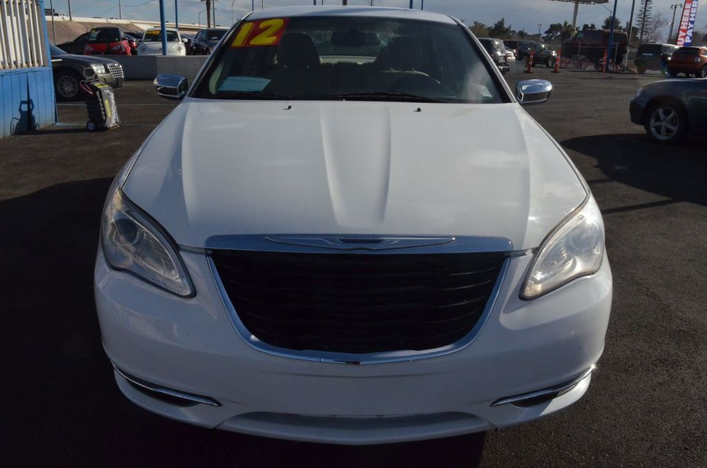 2012 Chrysler 200 4dr Sedan Limited - 17311365 - 1