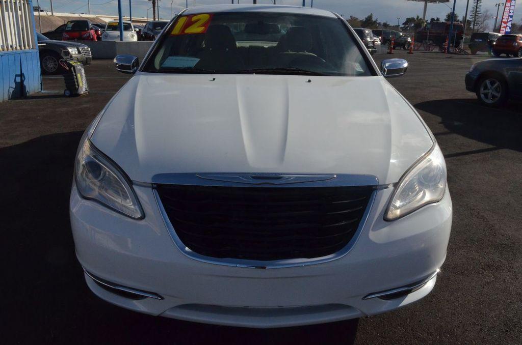 2012 Chrysler 200 4dr Sedan Limited - 17311365 - 1