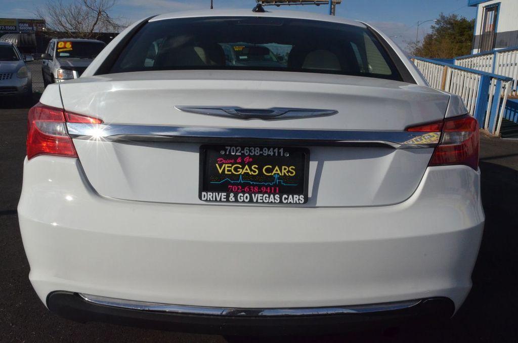 2012 Chrysler 200 4dr Sedan Limited - 17311365 - 4