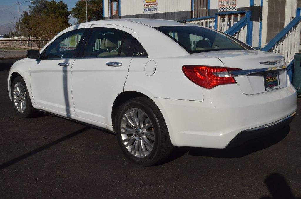 2012 Chrysler 200 4dr Sedan Limited - 17311365 - 5