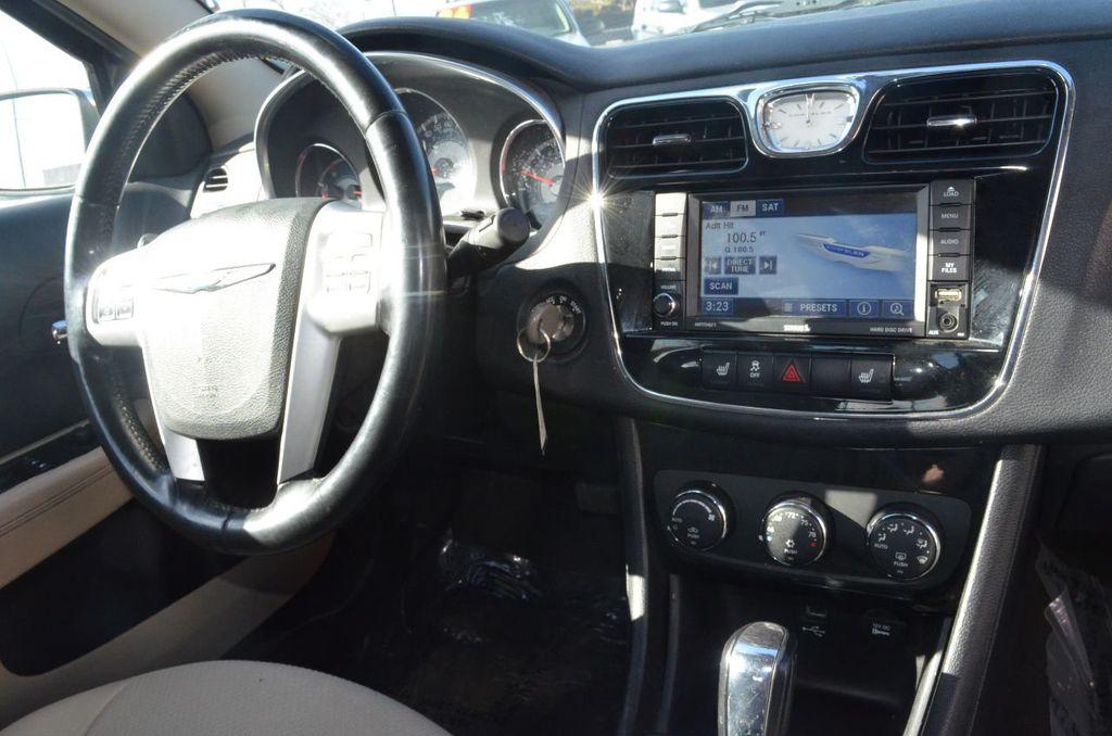 2012 Chrysler 200 4dr Sedan Limited - 17311365 - 7