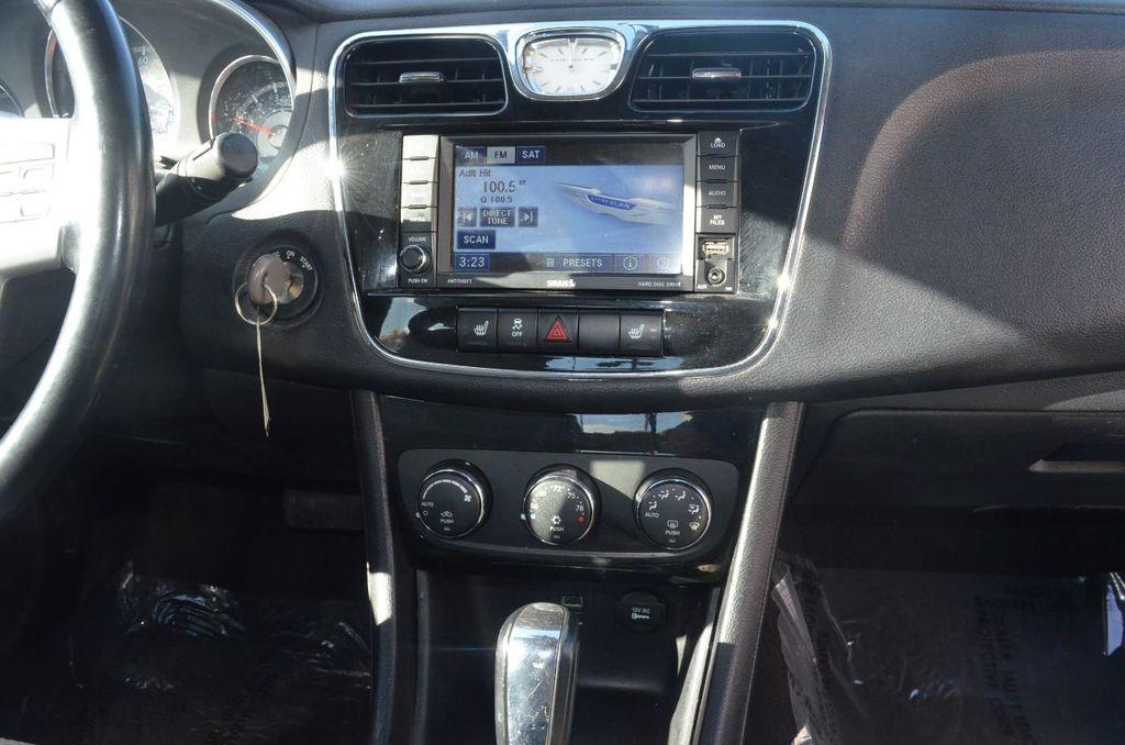 2012 Chrysler 200 4dr Sedan Limited - 17311365 - 8