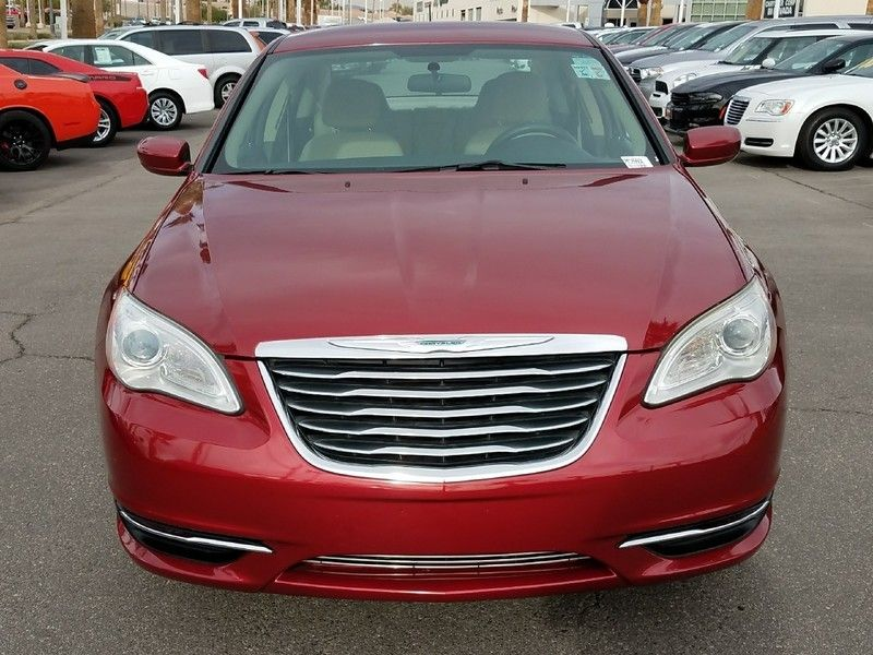 2012 Chrysler 200 4dr Sedan LX - 17053038 - 1