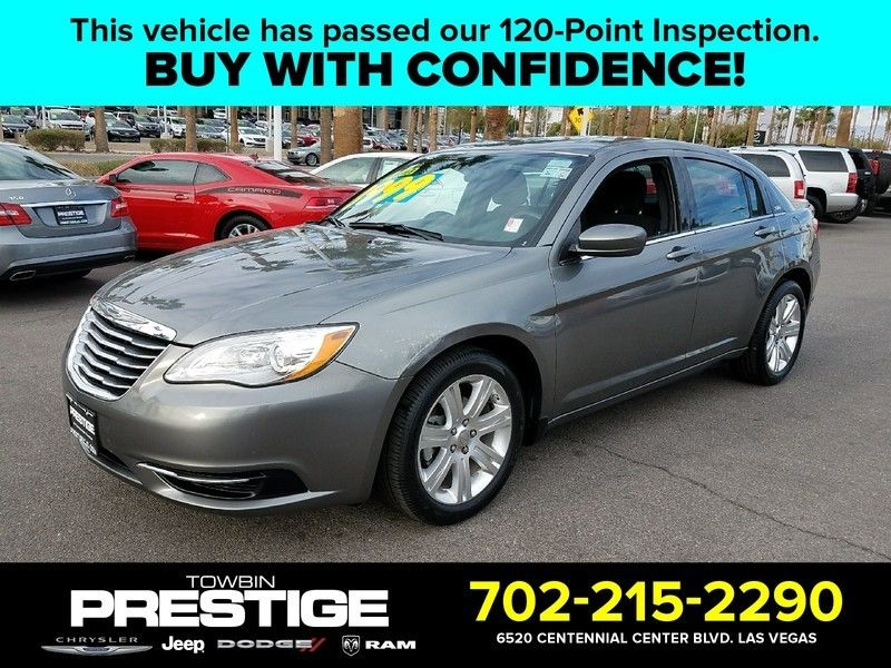 2012 Chrysler 200 4dr Sedan LX - 17075887 - 0