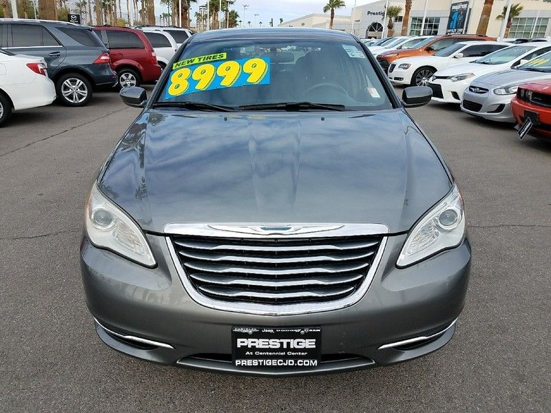 2012 Chrysler 200 4dr Sedan LX - 17075887 - 1