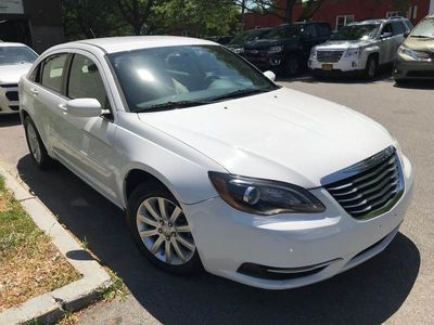 2012 Chrysler 200 4dr Sedan Touring